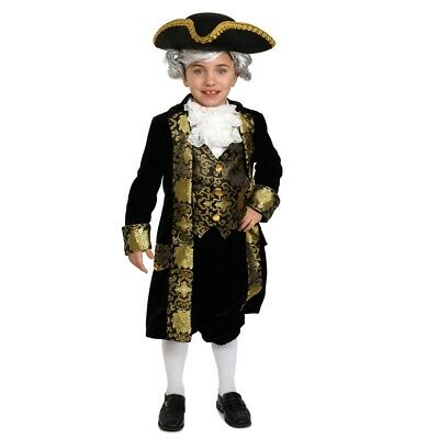 Kids George Washington Costume (Dress Up America George Washington Costume Historical Washington Outfit For)