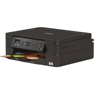 Brother DCP-J572DW Farb Tintenstrahl Multifunktionsdrucker A4 Drucker, Scanner,