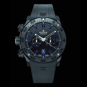*NEW* Edox Iceman Global Limited Edition (071/328) Chrono (mens) Footscray Maribyrnong Area Preview