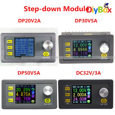 Dp20v2a 30v5a 50v5a Dc32v3a Dps3003 Programmable Step-down Power Supply Module
