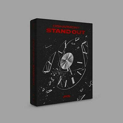 P1Harmony 1st Mini Album [DISHARMONY : STAND OUT] CD+Book+Poster(On Pack)+P.Card