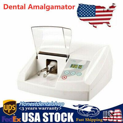 Dental Digital Amalgamator Amalgam 35w Capsule Mixer High Speed Lab Imix 110v