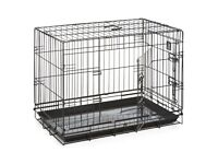 Medium Dog Crate 56cm x 78cm x 49cm