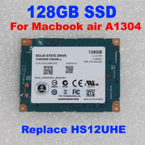 "NEW 1.8"" THNSNC128GMLJ 128GB SSD REPLACE HS12UHE FOR MACBOOK AIR rev.b rev.c"