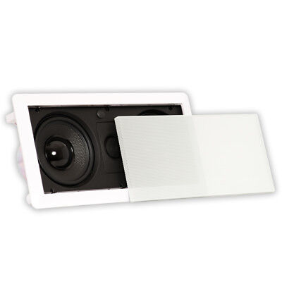 Theater Solutions LCR525 In Wall Speaker Compact Home Theate