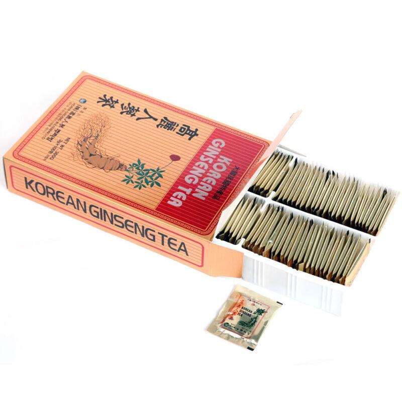 Anti Stress Fatigue Korean Ginseng Extract Ginseng Root Tea 3g x 100bags Health