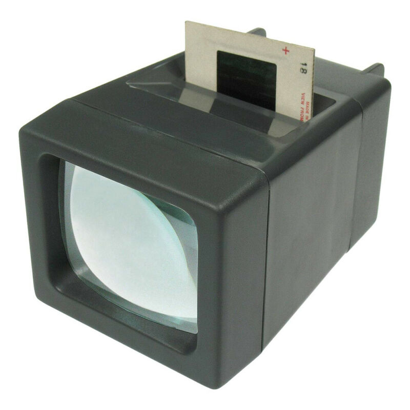 Zuma SV-2 LED Lighted 35mm Film Slide Viewer