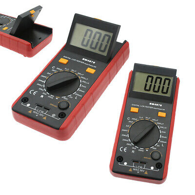 Lcd Inductance Capacitance And Resistance Measuring Meter Bm4070 -10 To 50