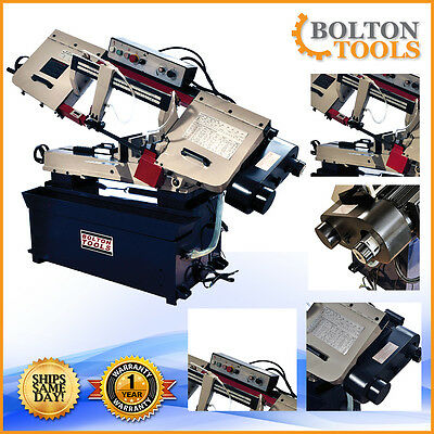 Bolton Tools 9 X 16 Metal Cutting Horizontal Band Saw Bs-916v