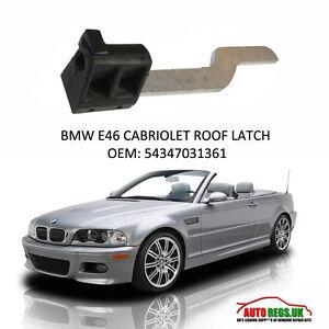 BMW-E46-Serie-3-Cabriolet-techo-Eje-lado-derecho-Lado-Derecho-NUEVO
