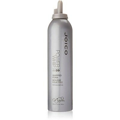 Joico Power Whip Whipped Foam Mousse 10.2 oz (Pack of 2)