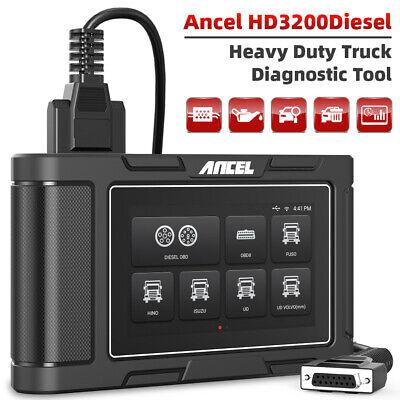 Diesel Truck Scanner Full System Heavy Duty Truck Diagnostic Tool Engine DPF Reg