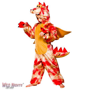 Childs Animal Costumes Zoo Farmyard Woodland Kids Fancy Dress Boys Girls Onesie