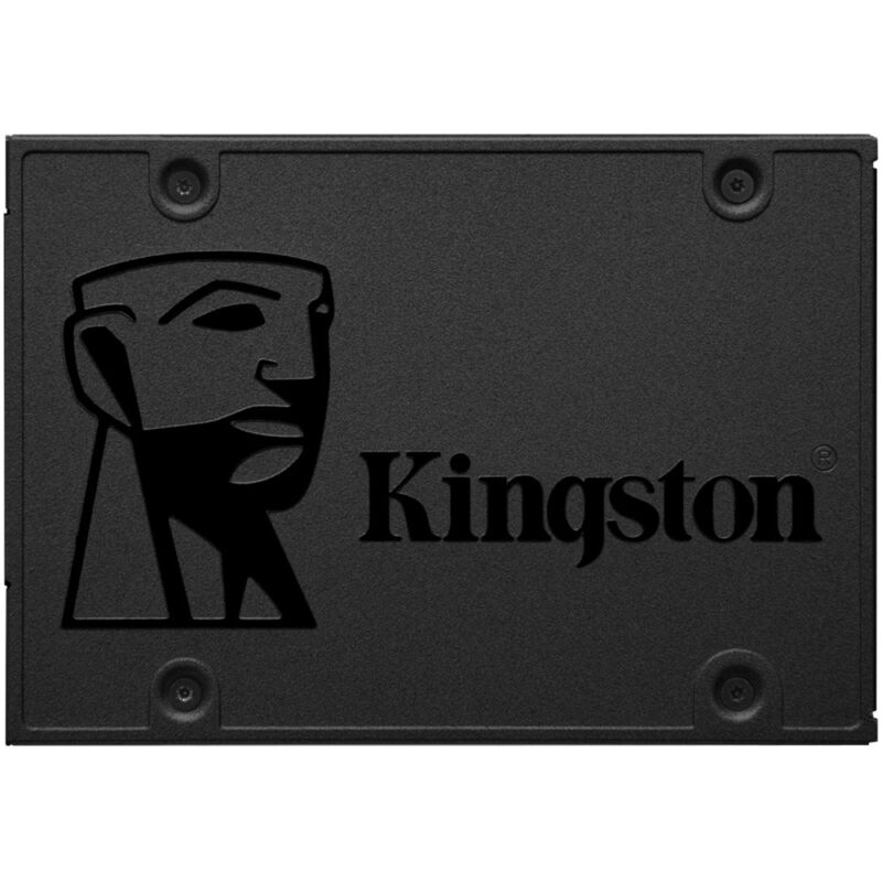 Kingston - A400 120GB Internal SATA Solid State Drive for Laptops and Desktops