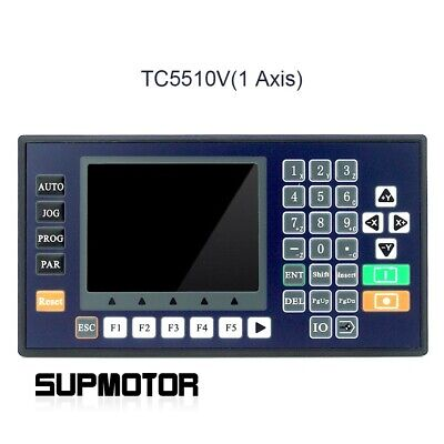 1-axis Cnc Motion Controller W3.5 Color Lcd For Cnc Router Servo Stepper Motor