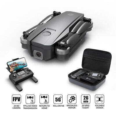 Godlike Stone HS720 Foldable GPS Drone with 2K Camera Brushless 5G FPV Quadcopter
