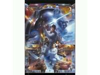 Starwars 30th anniversary poster