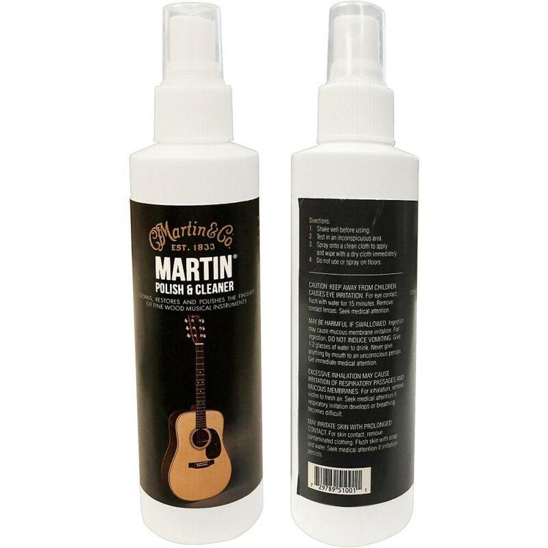 Martin Professional Guitar Polish/Cleaner Kit