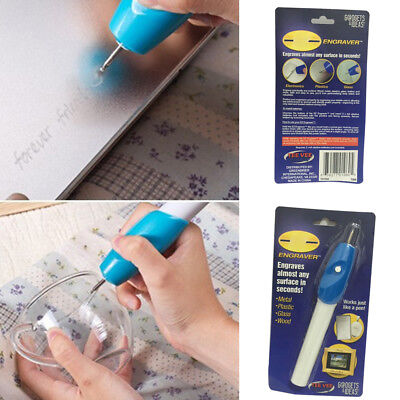 Mini Engraving Pen Electric Metal Wood Carving Pen Machine Graver Tool Engraver