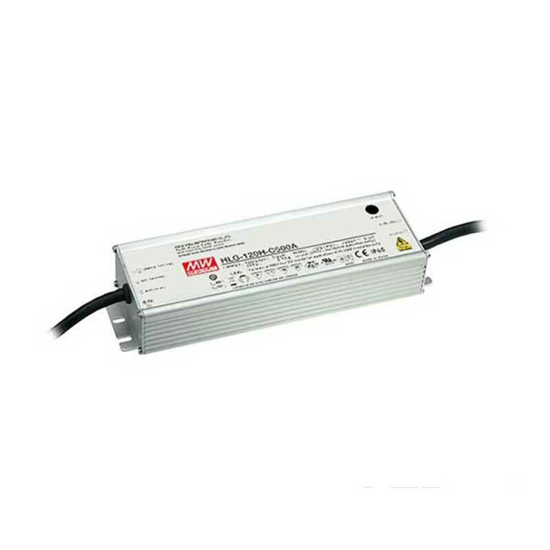 HLG-120H-C1400B | Mean Well HLG-C 120W Constant Current LED Driver