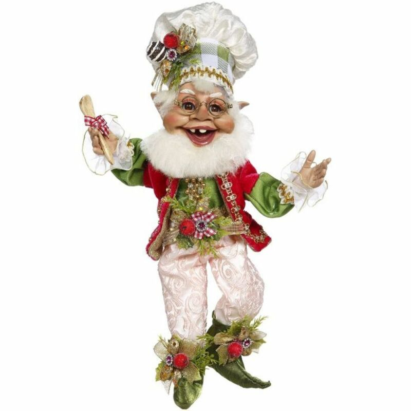 Mark Roberts 2020 Collection Confectionary Elf Figurine, Small 10