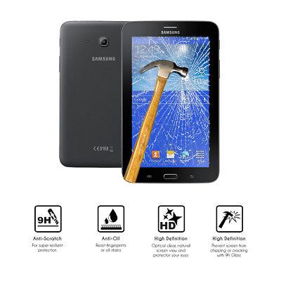 Protector de Cristal Templado Tablet Samsung Galaxy Tab 3 Lite 7.0 T110...