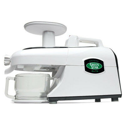 Tribest Green Star Elite GSE-5000 Juicer, used for sale  Danbury