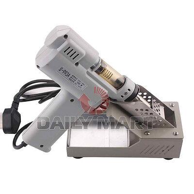 S-993a 220 V Ceramic Heater Electric Vacuum De-soldering Pump Solder Sucker Gun