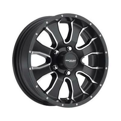 AWC 860M-55012 Mamba Aluminum Trailer Wheel - 15x5.5 - 5/4.5