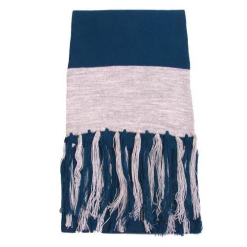Ravenclaw replica Knit Scarf Navy and grey