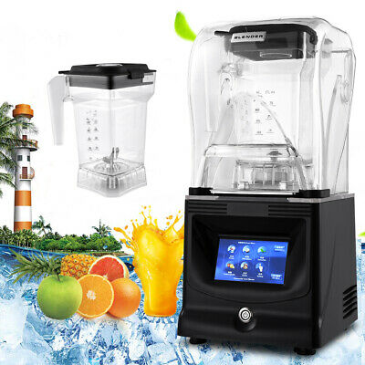 Commercial Grade Blender Heavy Duty Food Mixer Fruit Juicer Smoothie Machin 12l