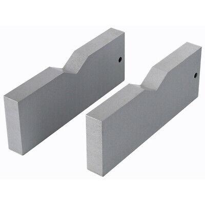 Otc Tools Equipment 1893 2-pc 100-ton Capacity Press V-blocks Set New