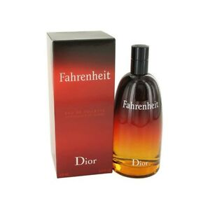 fahrenheit christian 6 8oz edt 200ml eau de toilette cologne sealed new