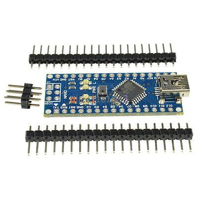 USB Nano V3.0 ATmega328 16M 5V Micro-controller CH340G board For Arduino