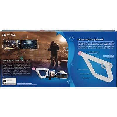 Farpoint Bundle Aim Controller Ps4 Pro Console Ps Vr Psvr Headset New Ships Fast
