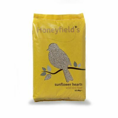 Sunflower Hearts, 12.6kg, By Honeyfield's