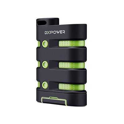 DXPOWER Armor Outdoor Emergency Portable Power Bank External