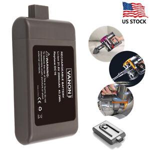 For Dyson Vacuum Cleaner DC16 Replacement Battery BP-01 12097 21.6Volt Li-ion US