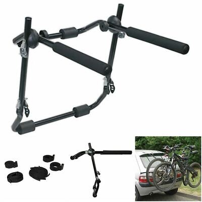 fits Fiat 500 1957-2017 2 Cycle Carrier Rear Tailgate Boot Bike Rack...