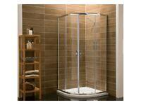 B6 900mm Quadrant Shower Door Was £165 now £109