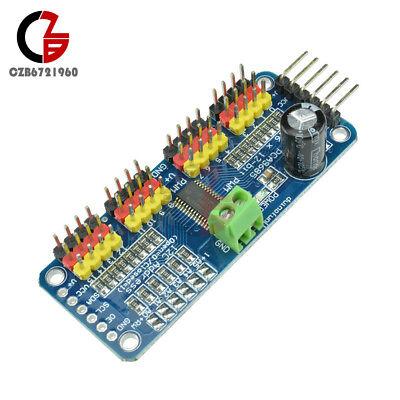 16 Ch 12-bit Pwm Servo Shield Driver-i2c Interface-pca9685 For Arduino Robot