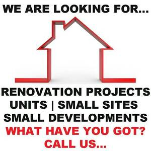 Unit block, small development or renovation project. Sydney City Inner Sydney Preview