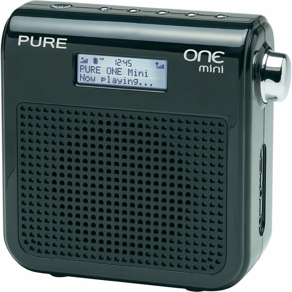 pure one mini portable dab radio grab a bargain in. Black Bedroom Furniture Sets. Home Design Ideas