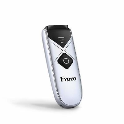 Eyoyo Ccd Bluetooth Barcode Scanner Mini Reader Support Ccd Screen Scanning