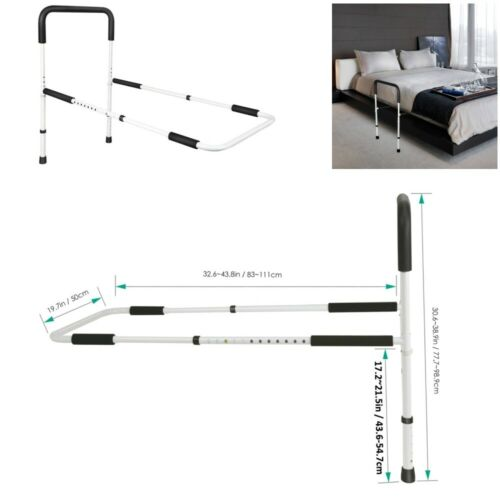 Bed Rails For Elderly Adult Assist Handle Handicap Mobility