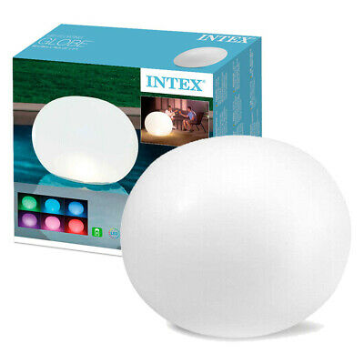 Glowing Ballons (Floating Sphere Ballon LED Giant Large Globe Pool Pond Garden Light Glow)