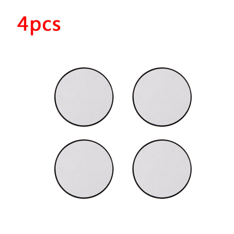4x Replacement Metal Adhesive Plate Magnet Stickers For Phone GPS Car Holder hot
