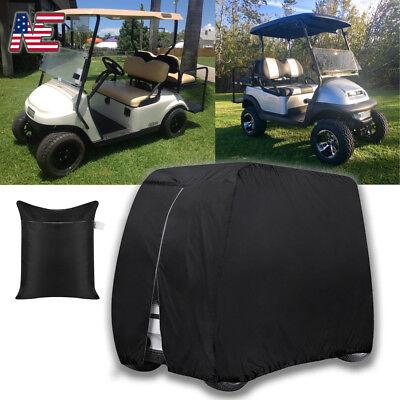 Push-Pull Golf Carts - Club Car Golf Cart on