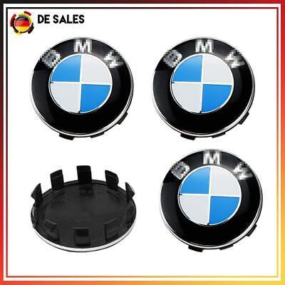 4x BMW Nabenkappe 56mm Nabendeckel Felgendeckel Chrom Emblem Radzierkappe online kaufen