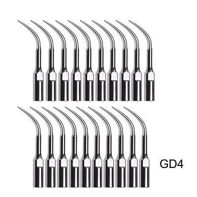 20 Usa Dental Ultrasonic Piezo Scaler Scaling Tips Gd4 Fit Satelecdtensk